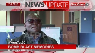 East Africa bomb blast memories