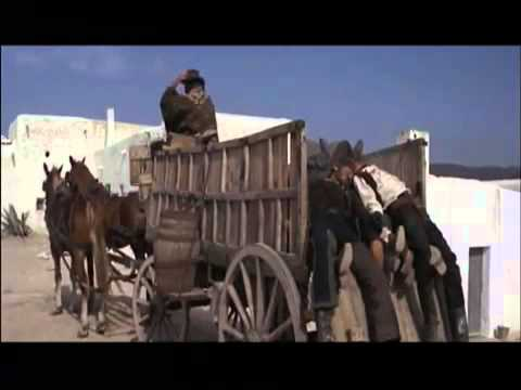 For A Few Dollars More   Any trouble boy?