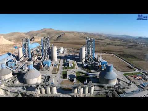 MASS Cement Factory - Bazyan