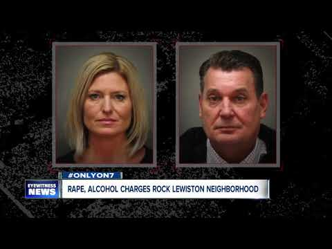 Rape, alcohol charges rock Lewiston neighborhood