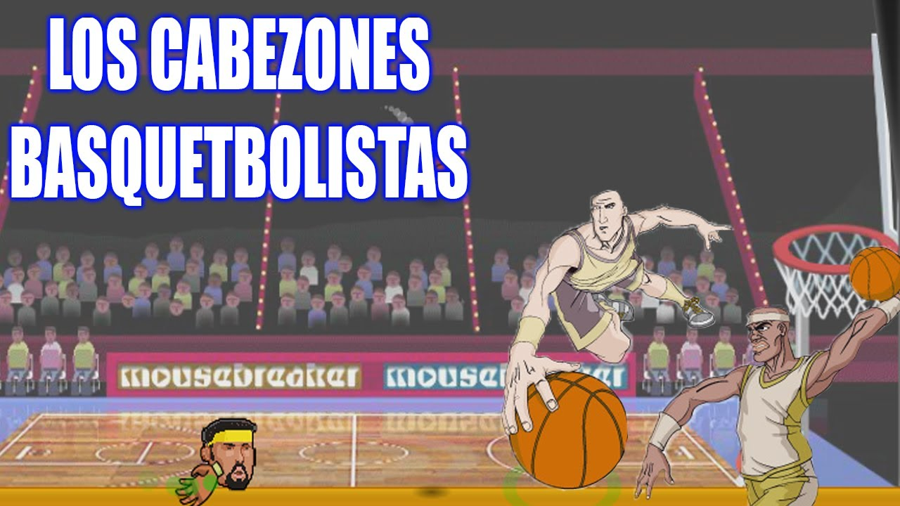cabezones basquetbolistas