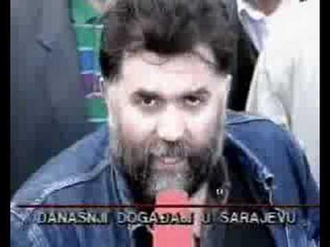 Senad Hadzifejzovic - Rat Uzivo 1992-04-05