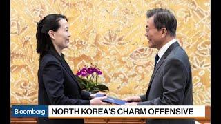 North Korea Woos South Korea While the U.S. Watches