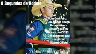 Homenagem ao Giliard Antônio LUTO