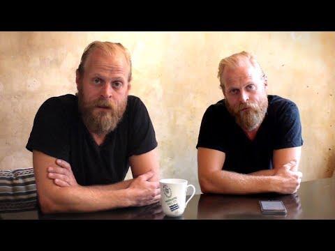 """Carsten Bjørnlund vs. Carsten Bjørnlund i """"QEDA"""""""
