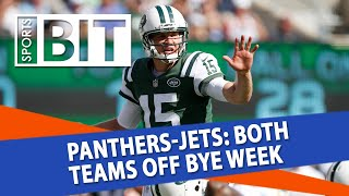 Carolina Panthers at New York Jets | Sports BIT | NFL Picks