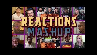 Thor: Ragnarok | Official Trailer - Reactions Mashup