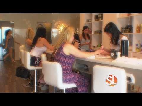 Trendy Desert Nail Spa offers special