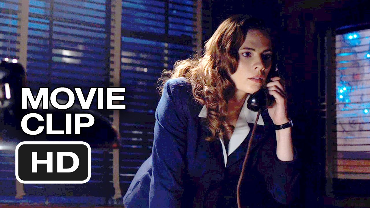 Marvel One Shot Agent Carter Movie Clip Action Peggy 2013 Hayley Atwell Short Hd Youtube