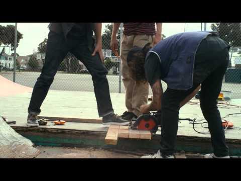 Skateboarding in Oakland - Town Park Story