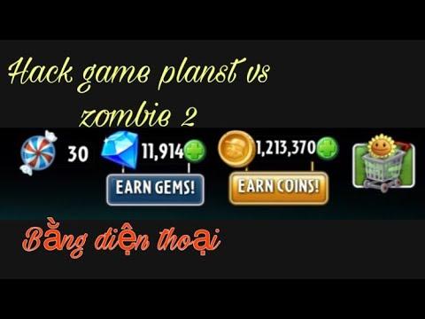 hack plants vs zombies 2 ios đã jailbreak - Hack game plants vs zombie 2 Cho IOS jailbreak