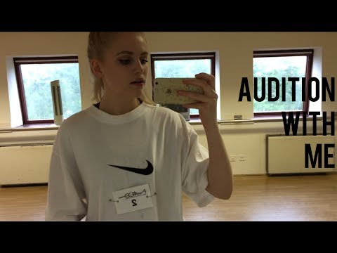 AUDITION WITH ME - Midlands Academy of Dance and Drama