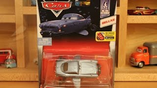 Mattel Disney Cars 2016 Deluxe Finn McMissile with Breather