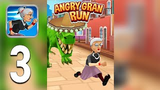 Angry Gran Run Android Gameplay Walkthrough [Part 3] - Running Game  (Android, iOS) screenshot 5