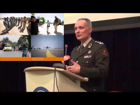 Lezing: Tom Middendorp - Het belang van militaire missies