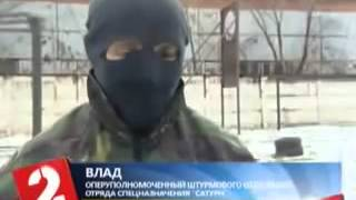 Приёмы рукопашного боя от Сергея Бадюка!