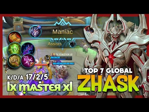 Bone Flamen Assassins Mode Activation! lx ṃѧṡтєя xl Top 7 Global Zhask ~ Mobile Legends