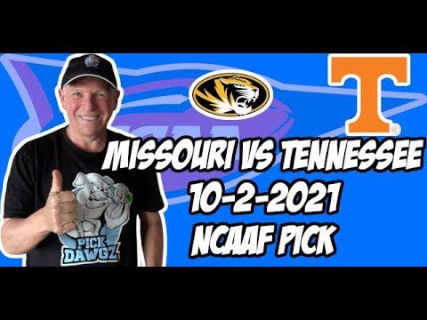 Tennessee vs. Missouri odds, line: 2021 college football picks ...