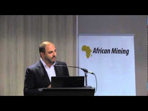 African Mining/Sanlam iTrade CEO Investor Dinner - Tharisa Plc