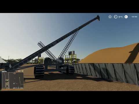 Farming Simulator 19 - Western Australia Новая большая и красивая карта Обзор
