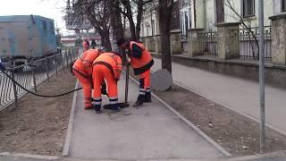 Жители Симферополя обеспокоены качеством выполненных ремонтных работ...