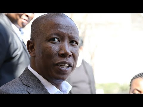 Malema: 'They're saying the cake is too big' we can loot together'