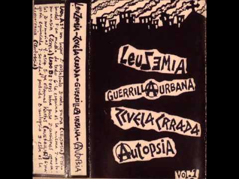 Vol.1 - La Primera Maqueta / 1985 / Rock Subterráneo