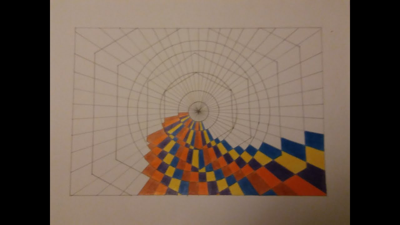 Line Art Design Geometry : Geometric art with artist janette oakman symmetrical
