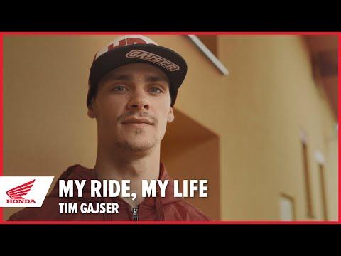 My Ride, My Life: Tim Gajser