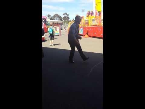 Ty Olsson Dancing