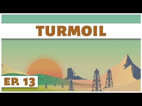 Turmoil - Ep. 13 - Finishing the Desert! - Let's Play - Game Introduction