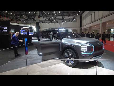 Mitsubishi ENGELBERG 2020 - Tokyo Motor Show JAPAN