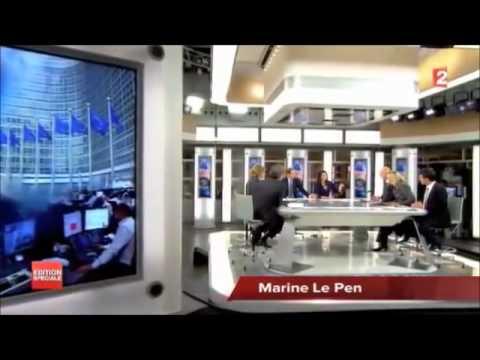 Marine Le Pen: Meilleurs moments (1/2)