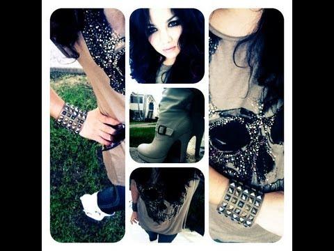 Outfit Rockero 2 para Invierno