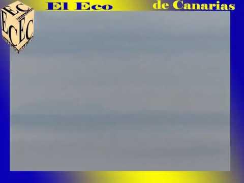 Fuerteventura vista desde Las Palmas GC, 21 noviembre