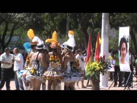 Morenas de Corumbá - Desfile de Independencia da Bolivia.mp4