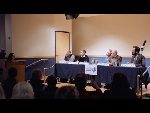 Maine CD2 Democratic House Candidates Forum January 21st 2018