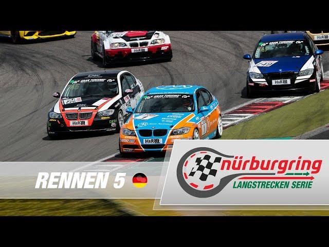 LIVE: Rennen 5 Nürburgring Langstrecken-Serie 2021 (NLS)