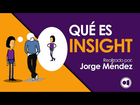 Que es Insight