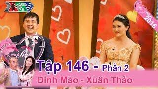 cap doi de thuong voi anh chong yeu vo nhung khong biet the hien  dinh mao - xuan thao  vcs 146
