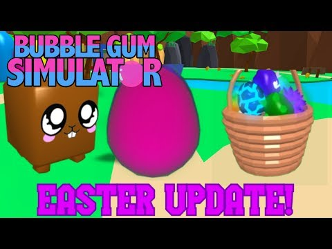 NEW BUBBLE GUM SIMULATOR UPDATE! + CODES (AFK NO TALKING)