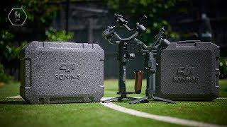 Ronin-S | Ronin-SC | Best Gimbal For You? | Matt Irwin
