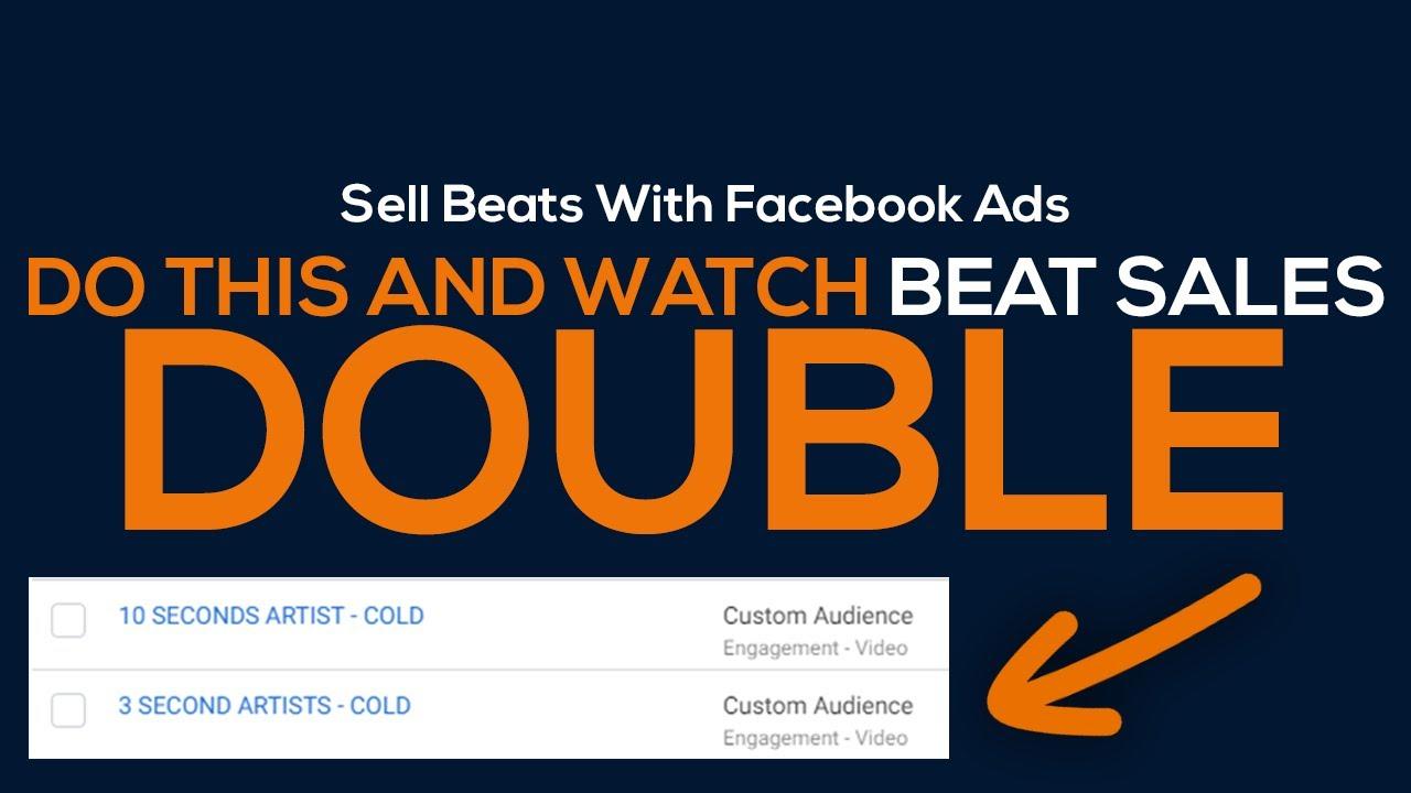 Selling Beats Online - ? MAJOR Facebook Ads HACK ?