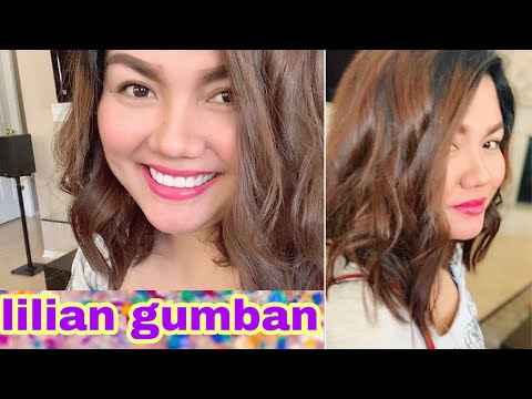 BEACH WAVES Hair Tutorial without curling/flat iron for Short Hair 2019 || lilian gumban