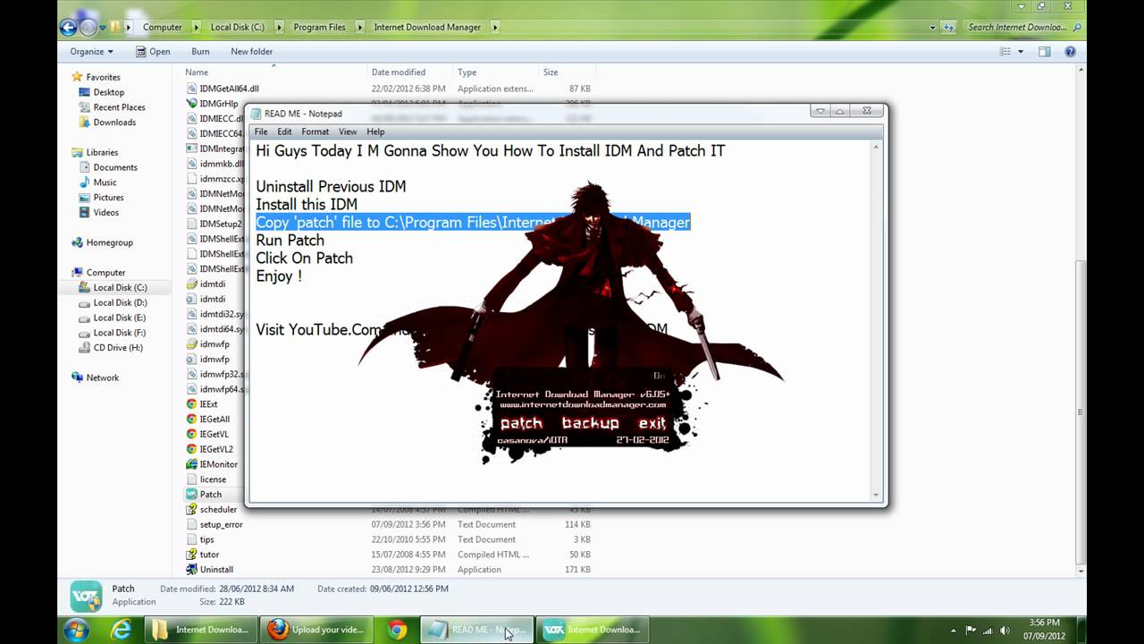 Internet download manager crack patch and serial keys latest.