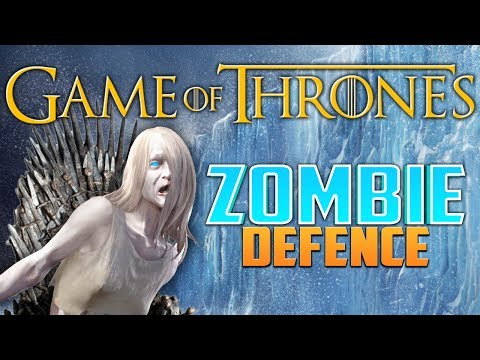GAME OF THRONES ZOMBIE DEFENCE ★ Left 4 Dead 2 (L4D2 Zombie Games)