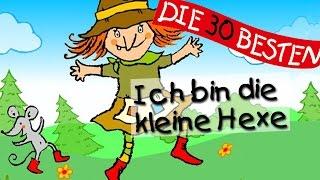 Ich bin die kleine Hexe - Bewegungslieder zum Mitsingen || Kinderlieder