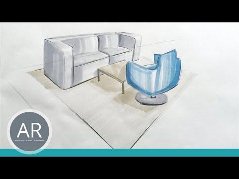 innenarchitektur zeichnen lernen | minniedee – ragopige, Innenarchitektur ideen