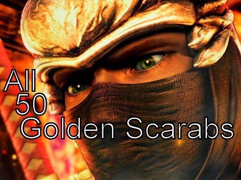 Ninja Gaiden Sigma (HD) All 50 Golden Scarabs