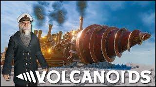 Volcanoids | Angezockt! [Let\'s Play German Deutsch]